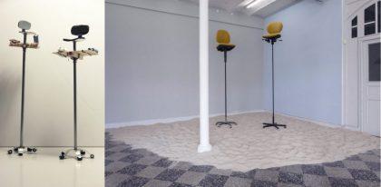 Nyt udstillingssted formidler proces fra skitse til salg