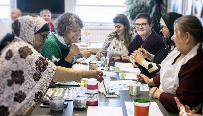 Statens Kunstfond rykker ind i udsat boligområde i Esbjerg