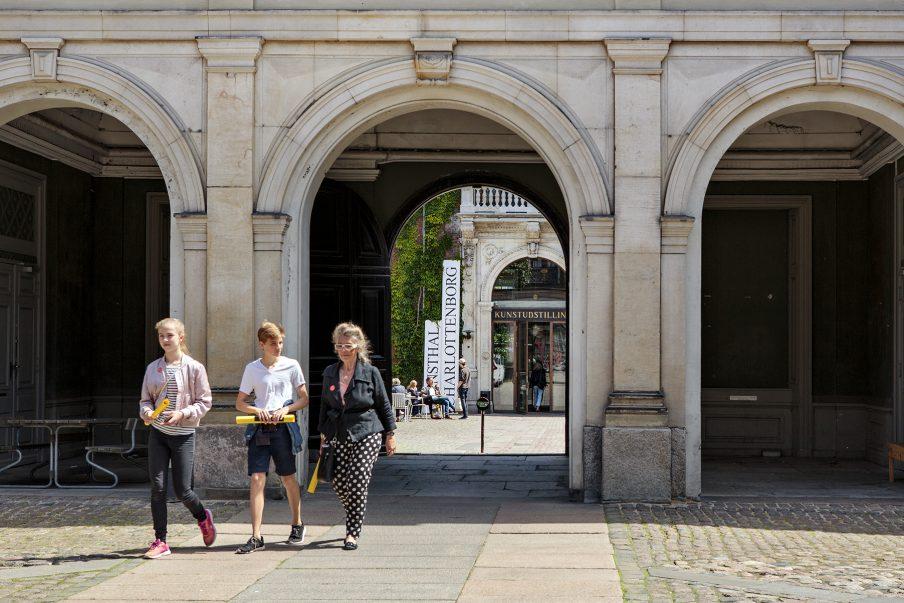 Nyt mødested for kunstmiljøet og kulturpolitikerne