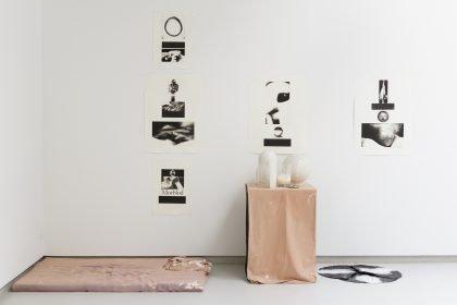 Billedserie: 3xSolo af Morblod, Marianne Skaarup Jakobsen og Claus Haxolm