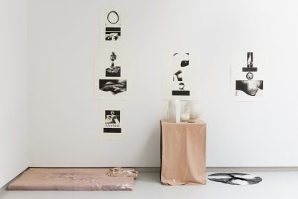 Billedserie: 3xSolo af Morblod, Marianne Skaarup Jakobsen og Claus Haxholm