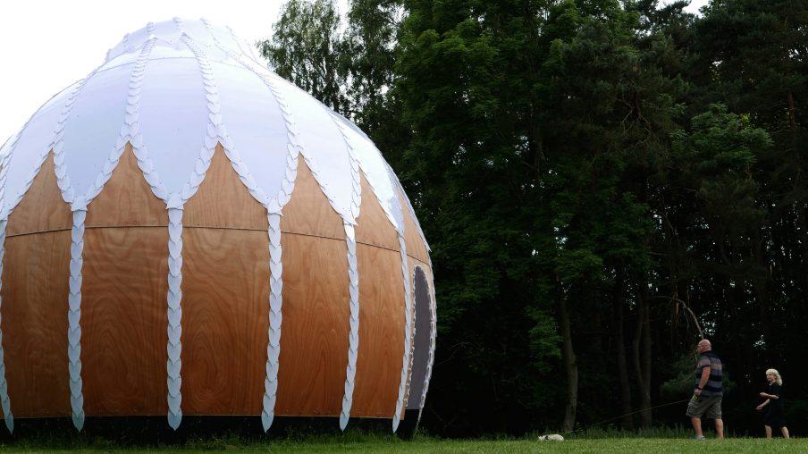 Munkeruphus fejrer 30 år som udstillingssted