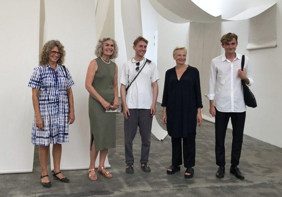 Legater fra Klara Karolines Fond til fire kunstnere