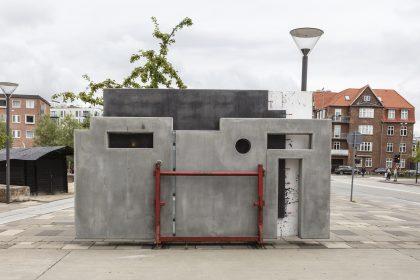 Billedserie: Provisorisk landskab af Jan Danebod og Peter Olsen