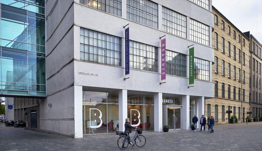 Brandts bliver til Kunstmuseum Brandts