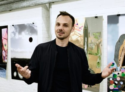 Henrik Godsk stopper som leder af Kunstbygningen i Vrå