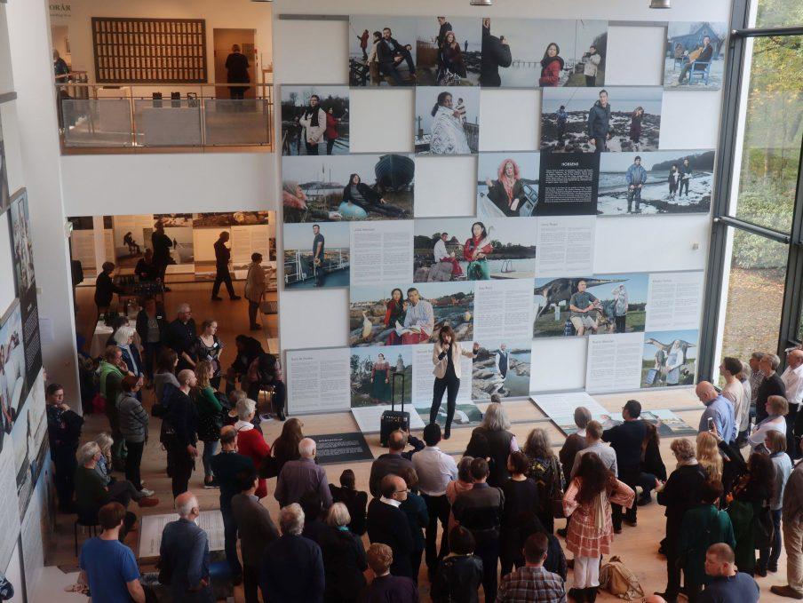 Kunstens samfundsforandrende fremtid debatteres på KunstCentret Silkeborg Bad