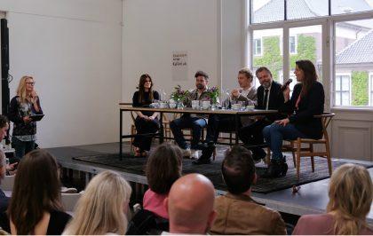 Charlottenborgs Kaffeklub sætter fokus på børn og unges møde med kunsten
