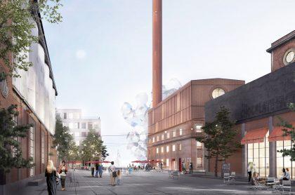 Tegnestuen PRAKSIS skal realisere Aalborgs nye kunstcenter