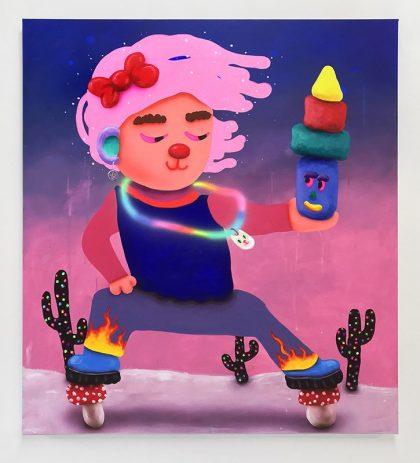 Super Future Kid: SMELLS LIKE TEENAGE ARMPIT – Gallery Poulsen