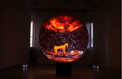 3 x solo af Emily Gernild, Jacob Tækker og Spacegirls – Huset for Kunst og Design