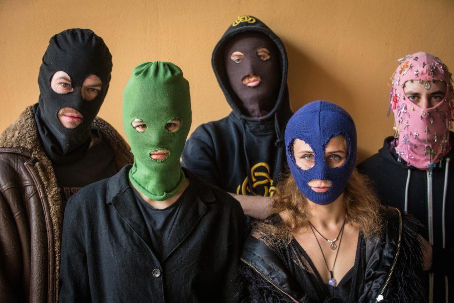 Pussy Riot kommer til København