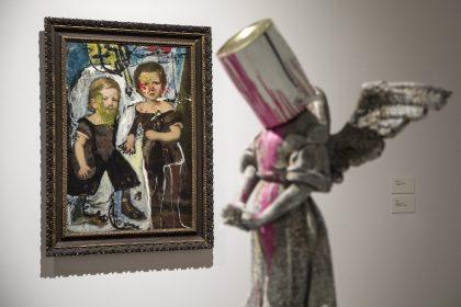 Mona Lisas moustache og andre forstyrrelser