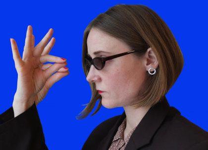 LYDKUNST PODCAST #55: Stemmerne i hovedet – Louise Vind Nielsen