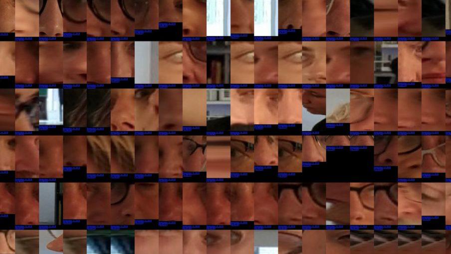 Bag maskinens pixelerede blik