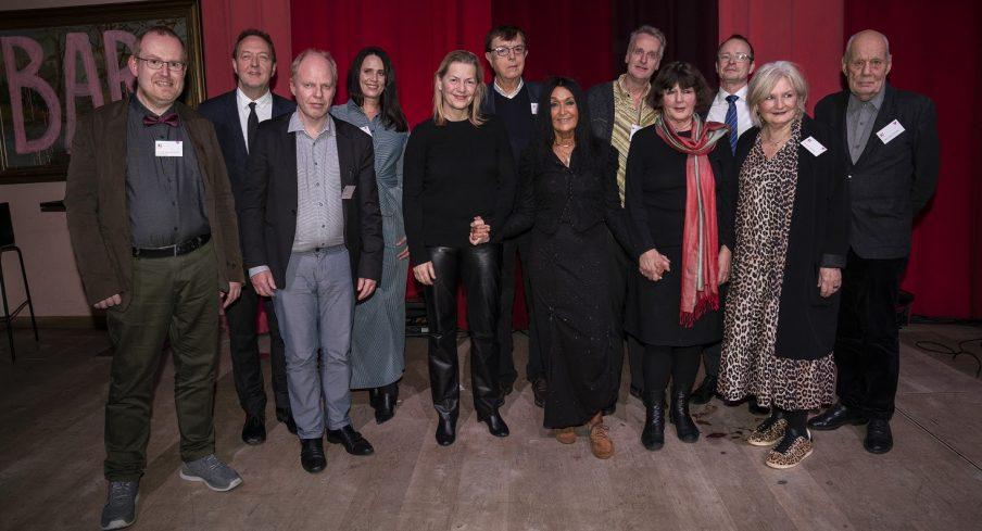 Statens Kunstfond hædrer 13 danske kunstnere