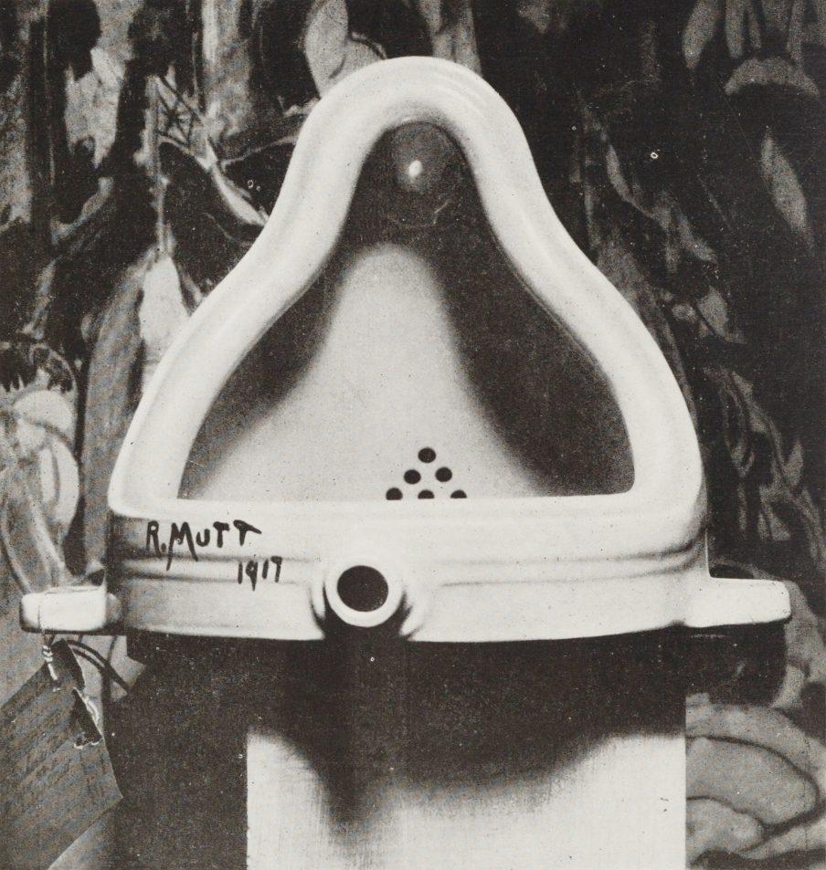 Marcel Duchamps readymades: Kunst som saboteret teknologi