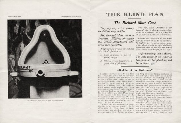 The Blind Man No. 2, May 1917, facsimile edition, New York, The Ugly Duckling Presse, 2017.