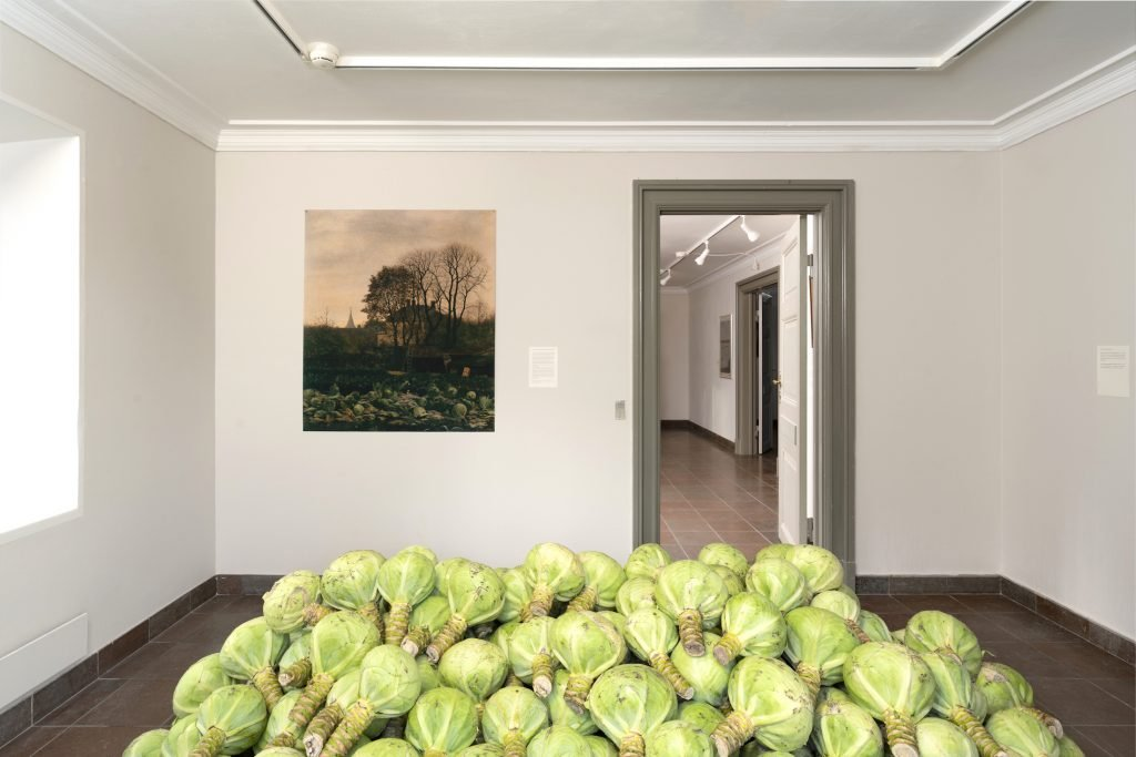 Udstillingen Arkadisk Frederiksberg, Møstings Hus 2020.