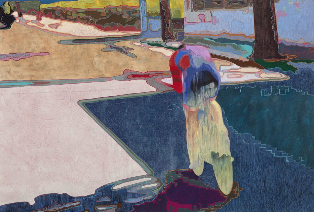 Ivan Andersen–False Flat, Gallerirevy Malene Landgreen, John Copeland