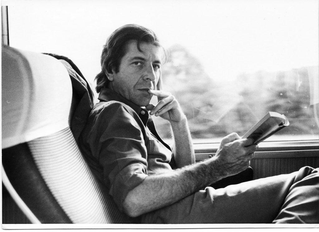 Leonard Cohen udstilling, A Crack in Everything, GL STRAND, Nikolaj Kunsthal, København