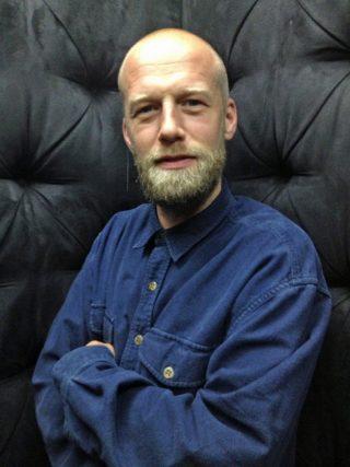 Matthias Hvass Borello. Foto: Jenny Selldén. Hvorfor er kunsten vigtig?