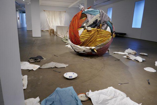 Pernille Egeskov udstilling Belonging Vendsyssel Kunstmuseum