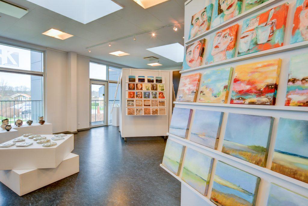 det gode naboskab kunstnerhuset