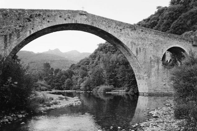 Ebbe Stub Wittrup: Devil's Bridge, 2009. Pressefoto.