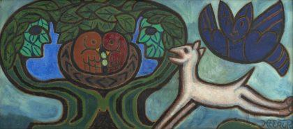 DET VAR KATTENS – Katten i kunsten: kæledyr, vilddyr og varsel – Heerup Museum