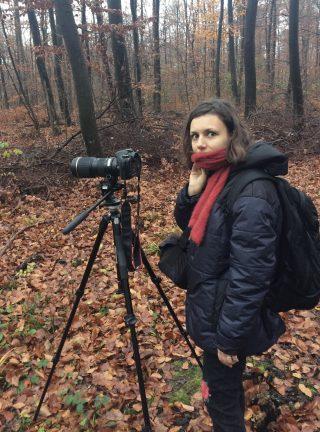 Unge kunstnerstemmer: Sophia Ioannou Gjerding, interview