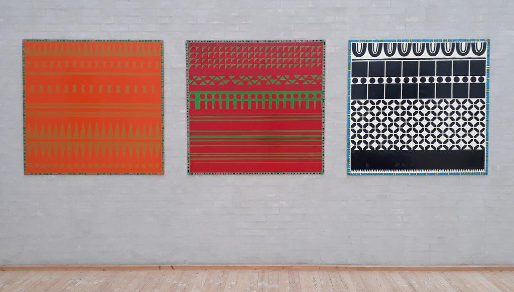Poul Gernes Kærlighed og Kirsebær Vesthimmerlands Kunstmuseum