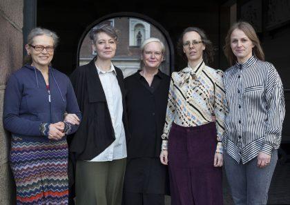 Store hæderslegater til kvindelige kunstnere