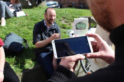 Dagens netkunstner: Kristoffer Ørum
