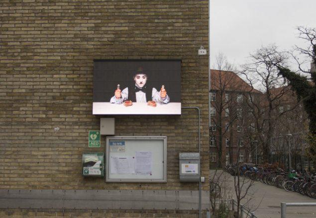 Marie-Louise Vittrup: Charlie's Slow-Mo Kung Fu Foto: Nils Elvebakk Skalegård
