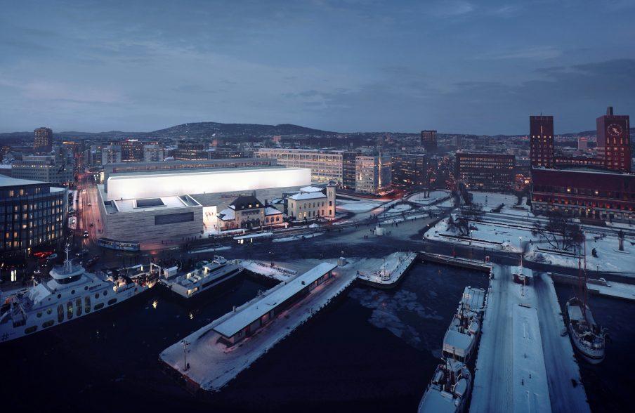 Nasjonalmuseet i Norge fordobler indkøbsbudgettet
