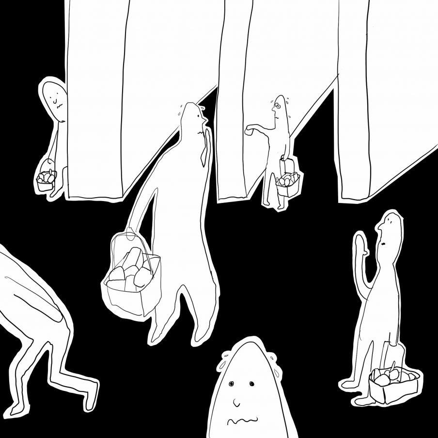 """Pelle Brage: """"Hele min praksis handler om at samles. Og det må man ikke indtil videre"""""""