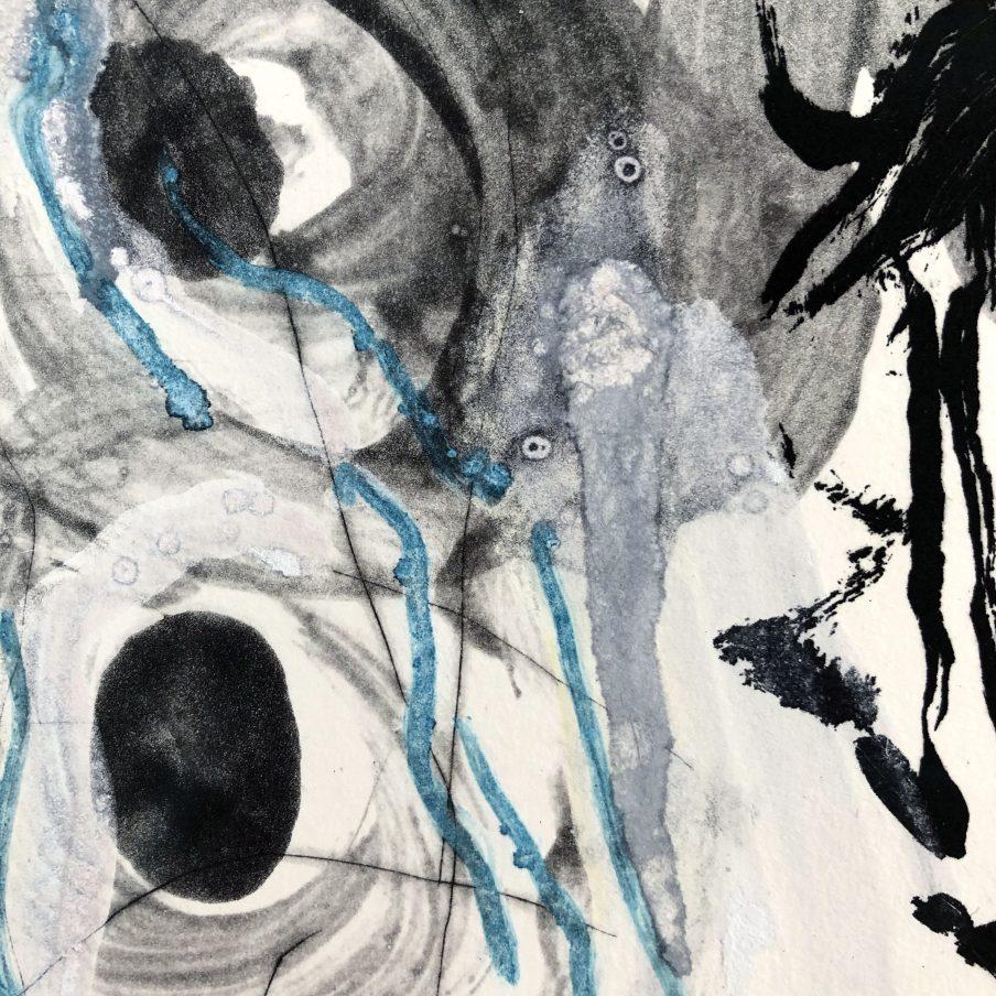 Per Kirkeby: Monoprints – BORCH Editions