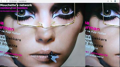 Gå på nettet i stedet: Kristoffer Gansing anbefaler netkunst
