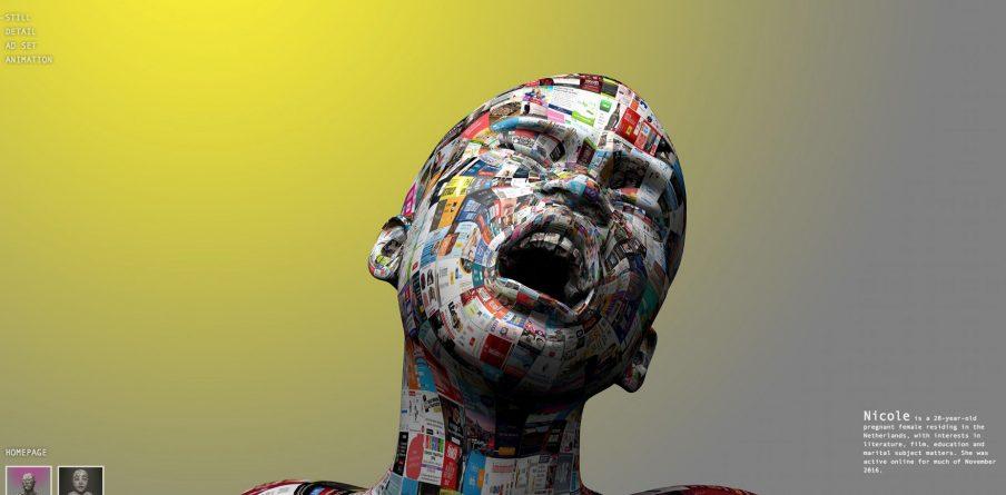 Dagens netkunstner: Daniel C. Howe
