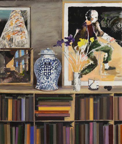 Erik A. Frandsen: Karantænebilleder – Hans Alf Gallery