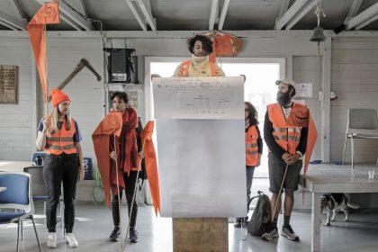 Nominerede til BKF-Prisen Årets Kunstnerdrevne Udstillingssteder