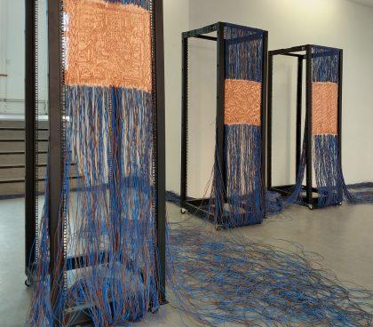 Herberg for coronaramte udstillinger