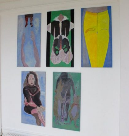 Marie Rud Rosenzweig om 'System and Boundary' – en udstilling du ikke kan se