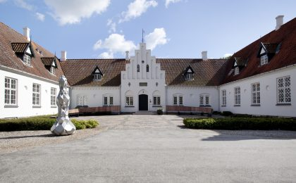 Udstillingsprisen Vision 2020 tildeles Rønnebæksholm