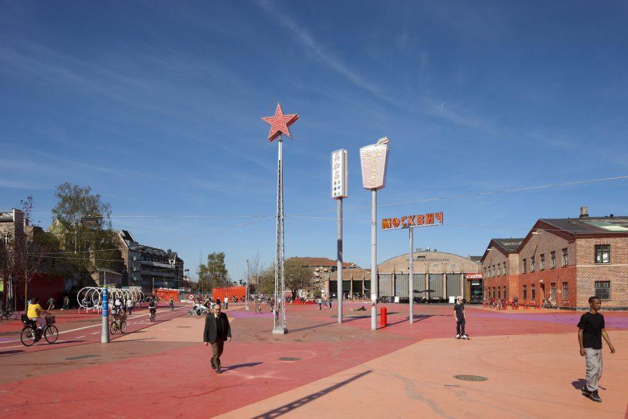Kunsthal Charlottenborg lancerer cykelruter til kunstoplevelser i hele landet