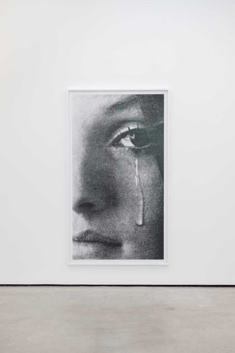 Dagens kunstværk – Pernille Kapper Williams: 'Crying' af Anne Collier