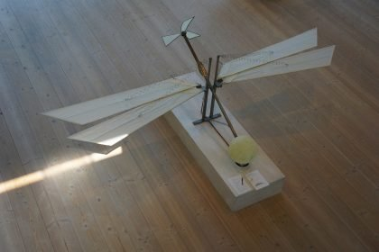 Charlotte Petersen: Fred- og Frihedsmaskine. 2011