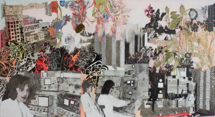 Tamara de Laval og Charlotte Petersen: NATURLIG REBEL – KunstCentret Silkeborg Bad