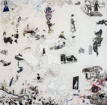 Tamara de Laval: Obstacles. 2019-20